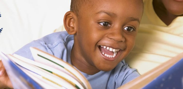 Reggie the Queen Montessori School Learner